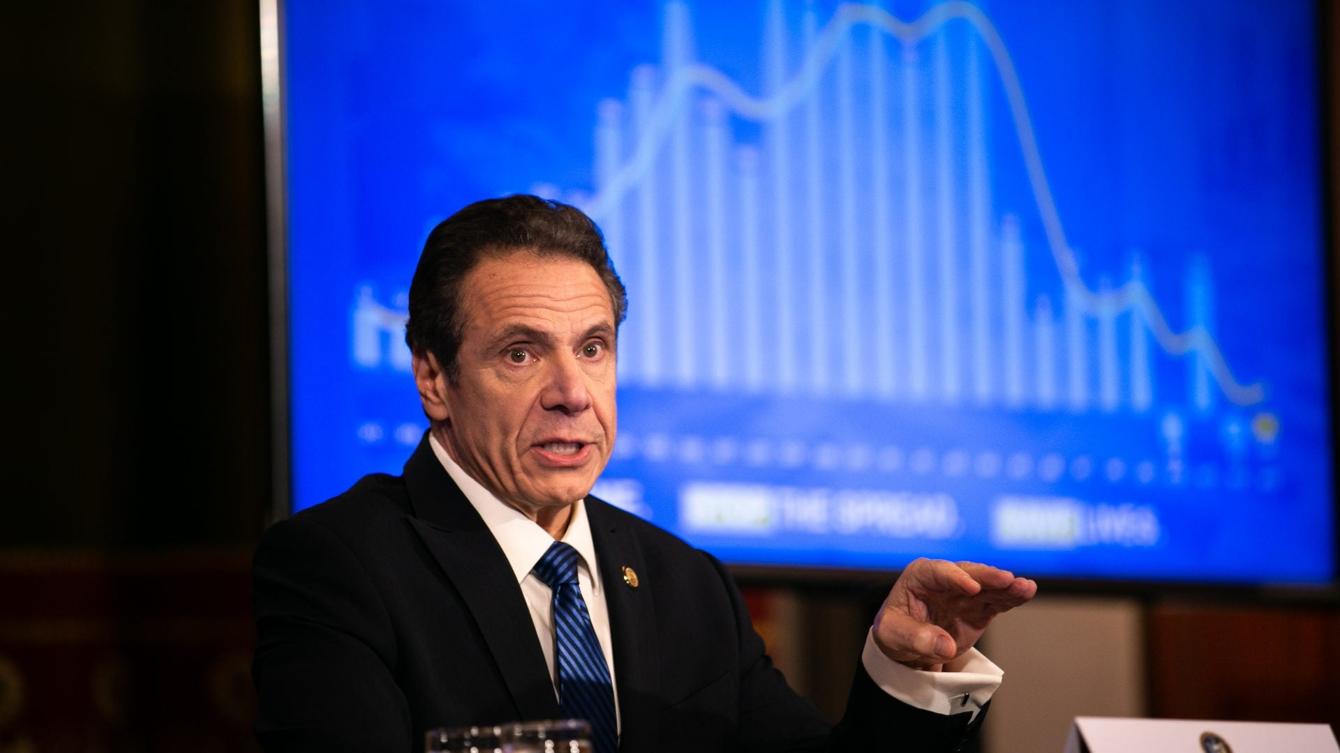 Cuomo Calls McConnell Everything But A Child Of God During Press Briefing