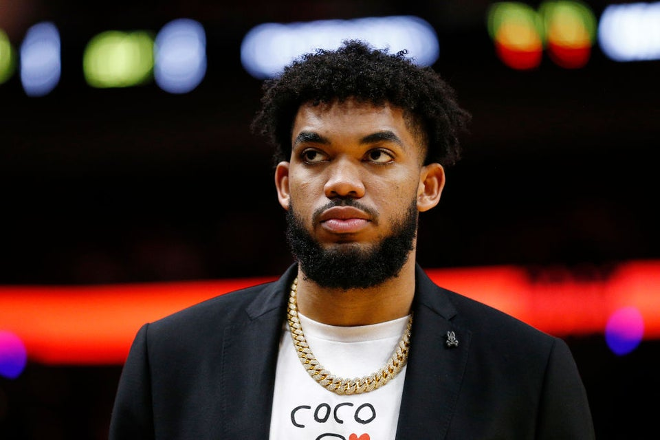 Karl-Anthony Towns's Mother Dies From Coronavirus Complications