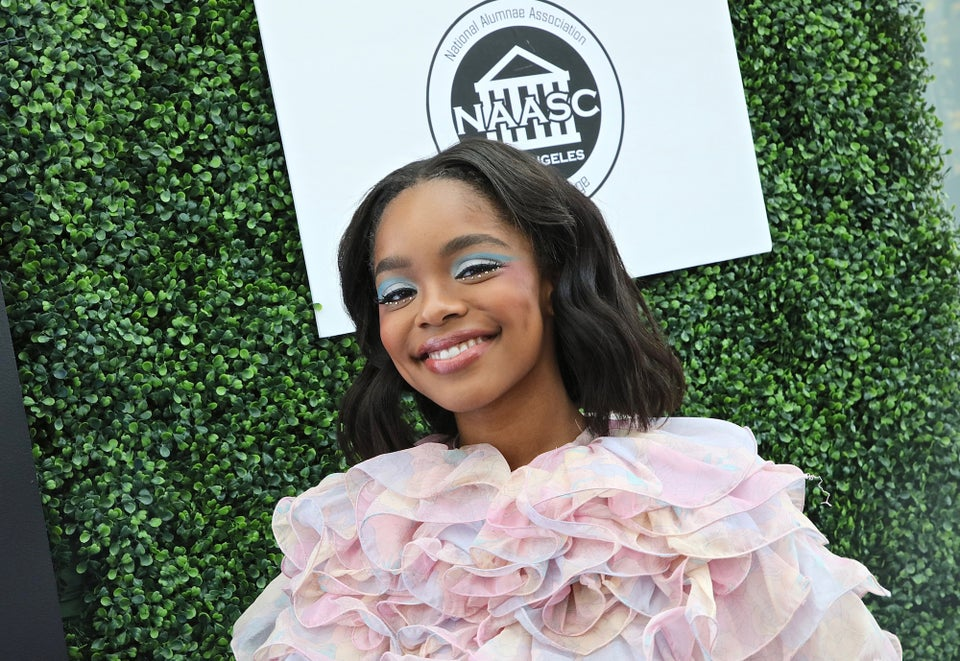 Marsai Martin Enlists Young Hollywood Stars For Comfy Spin On #DontRushChallenge