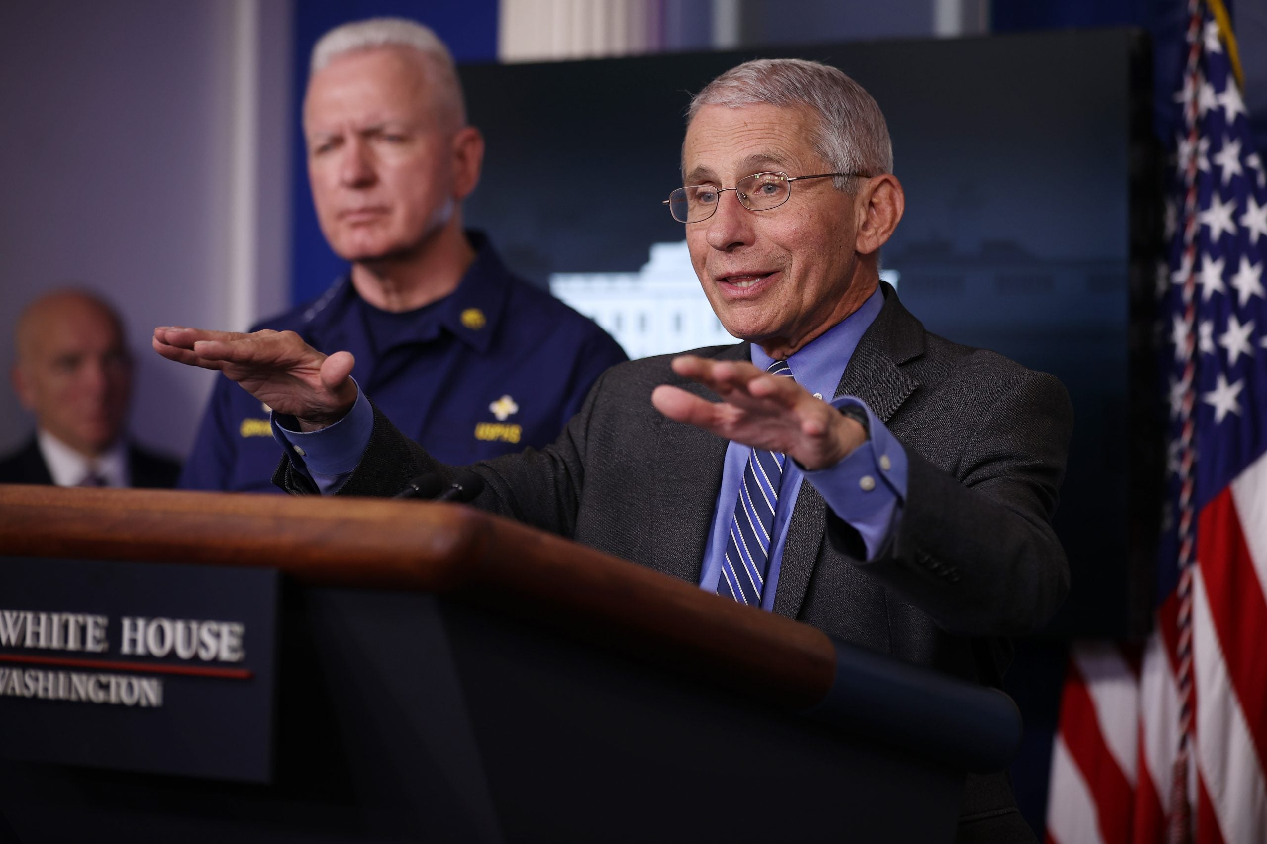 Fauci gives predictions on reopening economy among other coronavirus related guidance