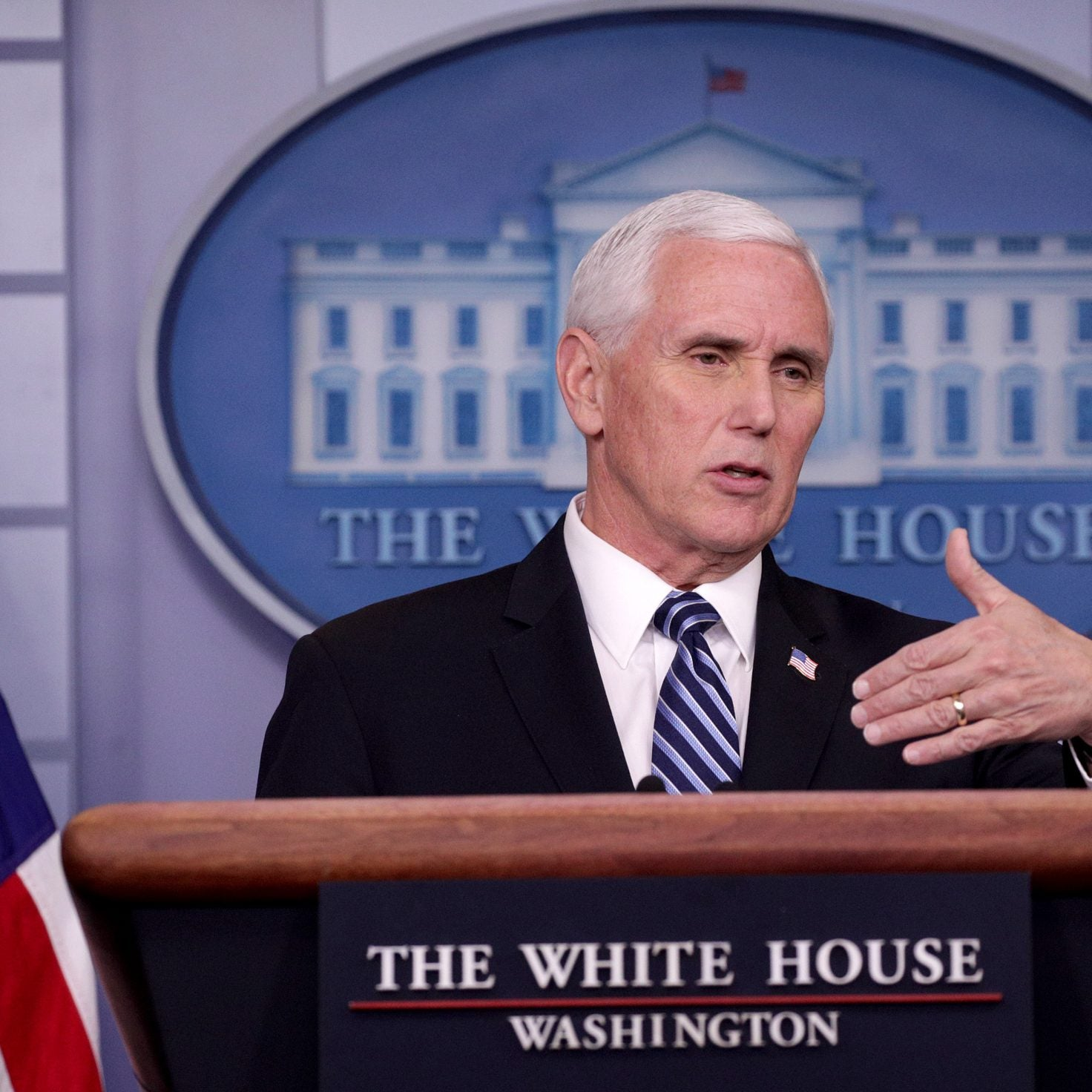 Mike Pence Reportedly Involved In Cover-Up Regarding Coronavirus Cases