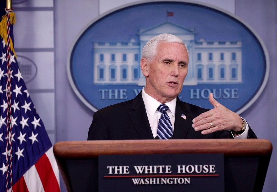 Pence Won't Self-Quarantine After Press Secretary Tests Positive For Coronavirus