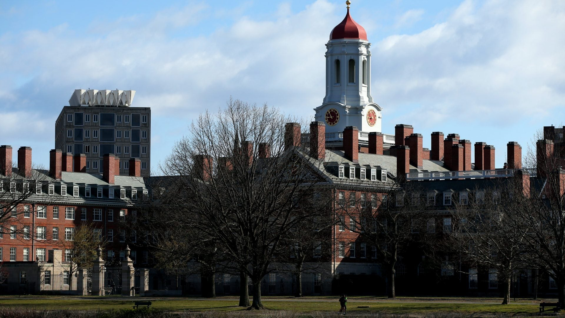 Harvard Says It Won't Take Federal Relief Money Following Criticism