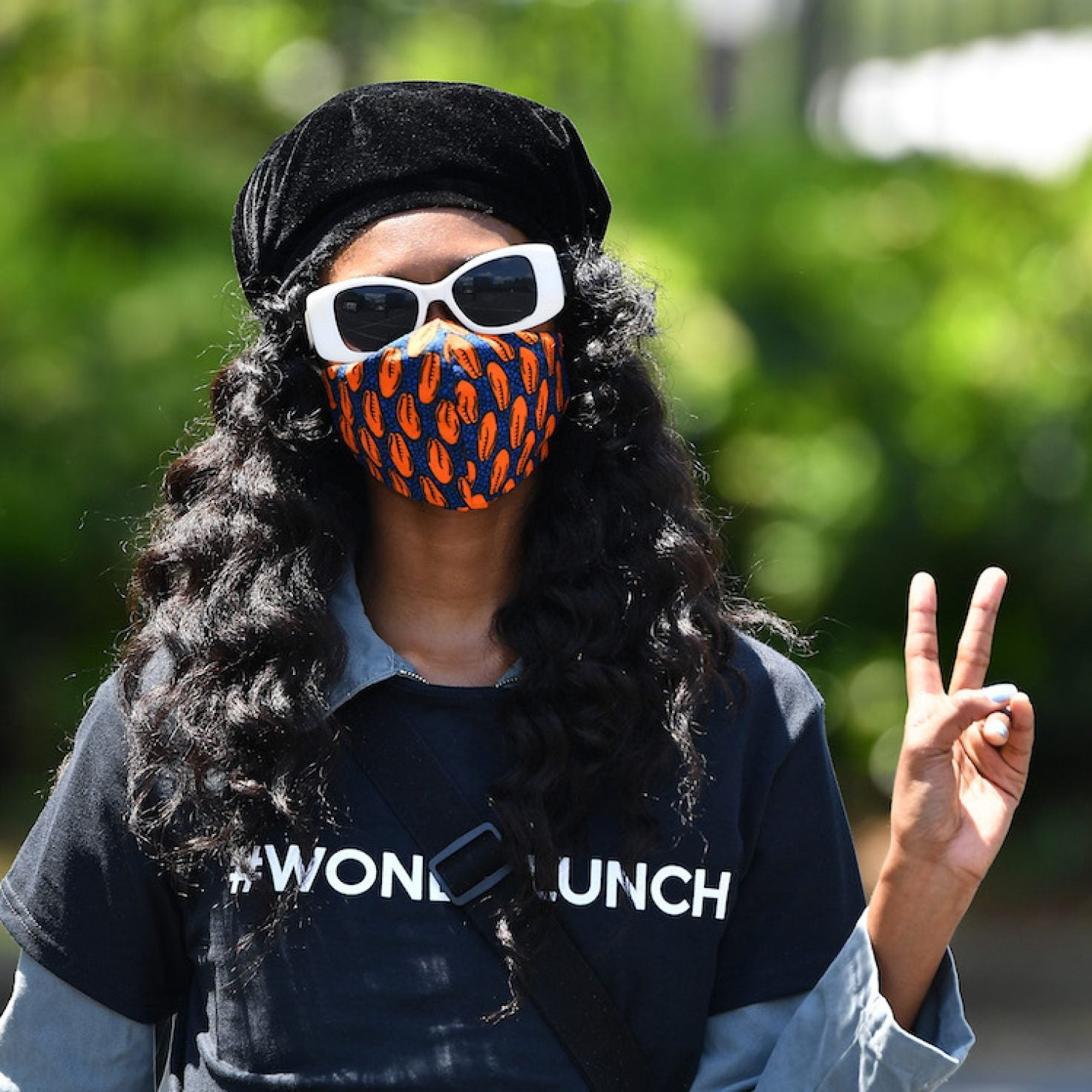 Janelle Monáe Feeds 5,000 Families At Wondalunch In Atlanta