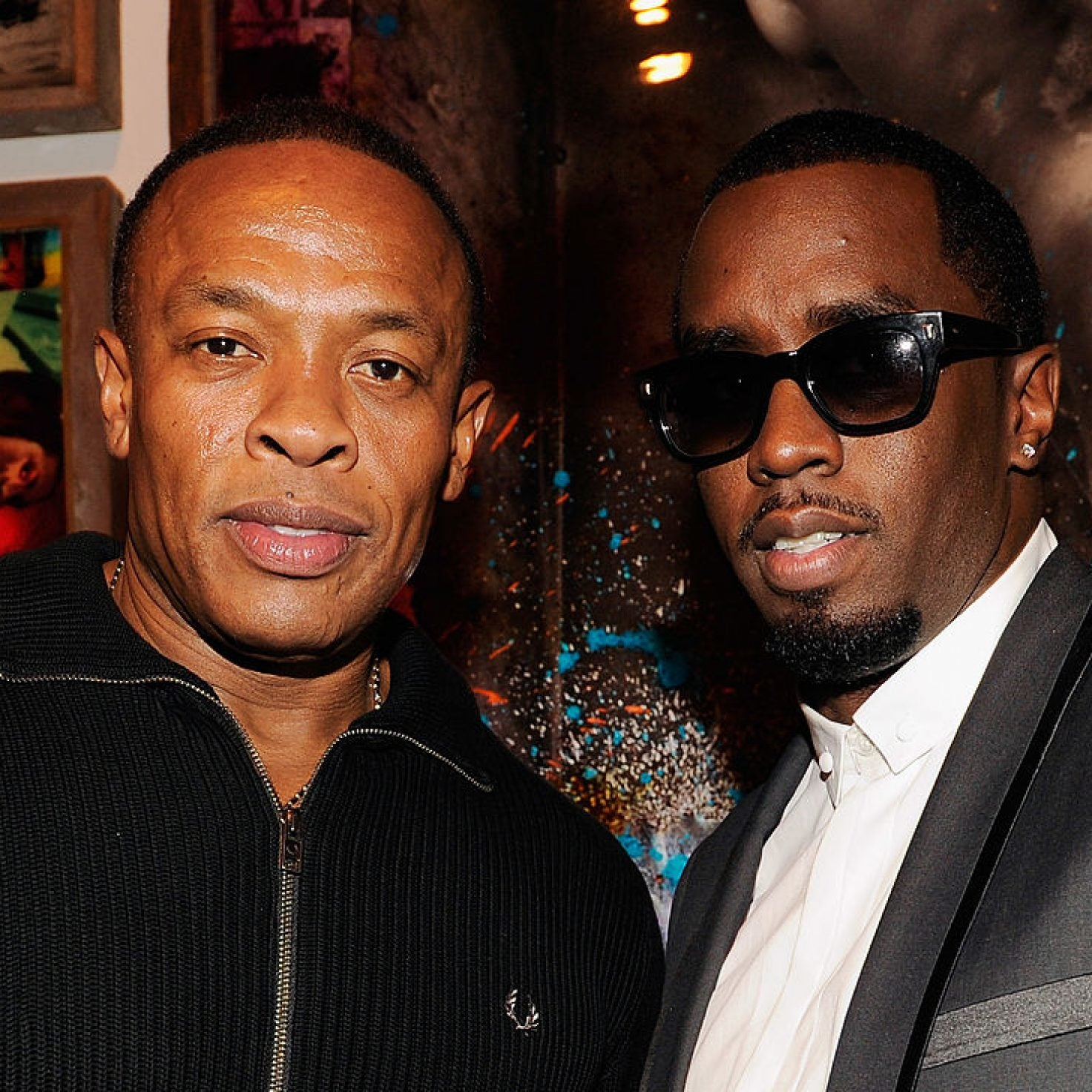 Swizz Beatz and Timbaland Call Diddy And Dr. Dre To The Stage For The Next Battle