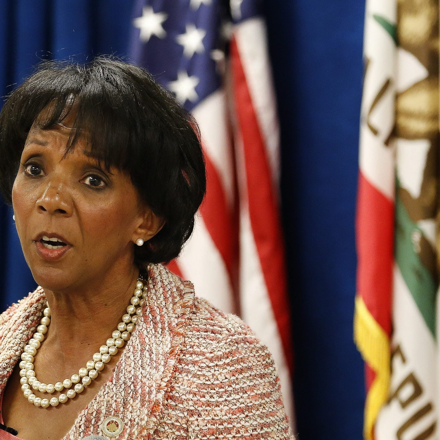 After Gun Pointing Incident, L.A. County District Attorney's Husband Under Review
