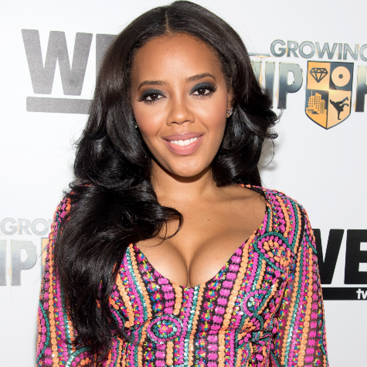 'Growing Up Hip Hop' Star Angela Simmons Just Announced Some Big Beauty News