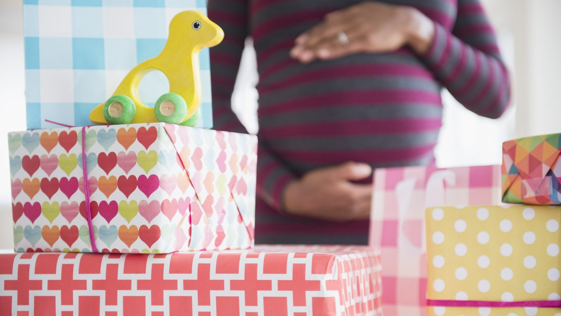 Friend's Baby Shower Got Canceled? Here Are A Few Ways To Celebrate Her