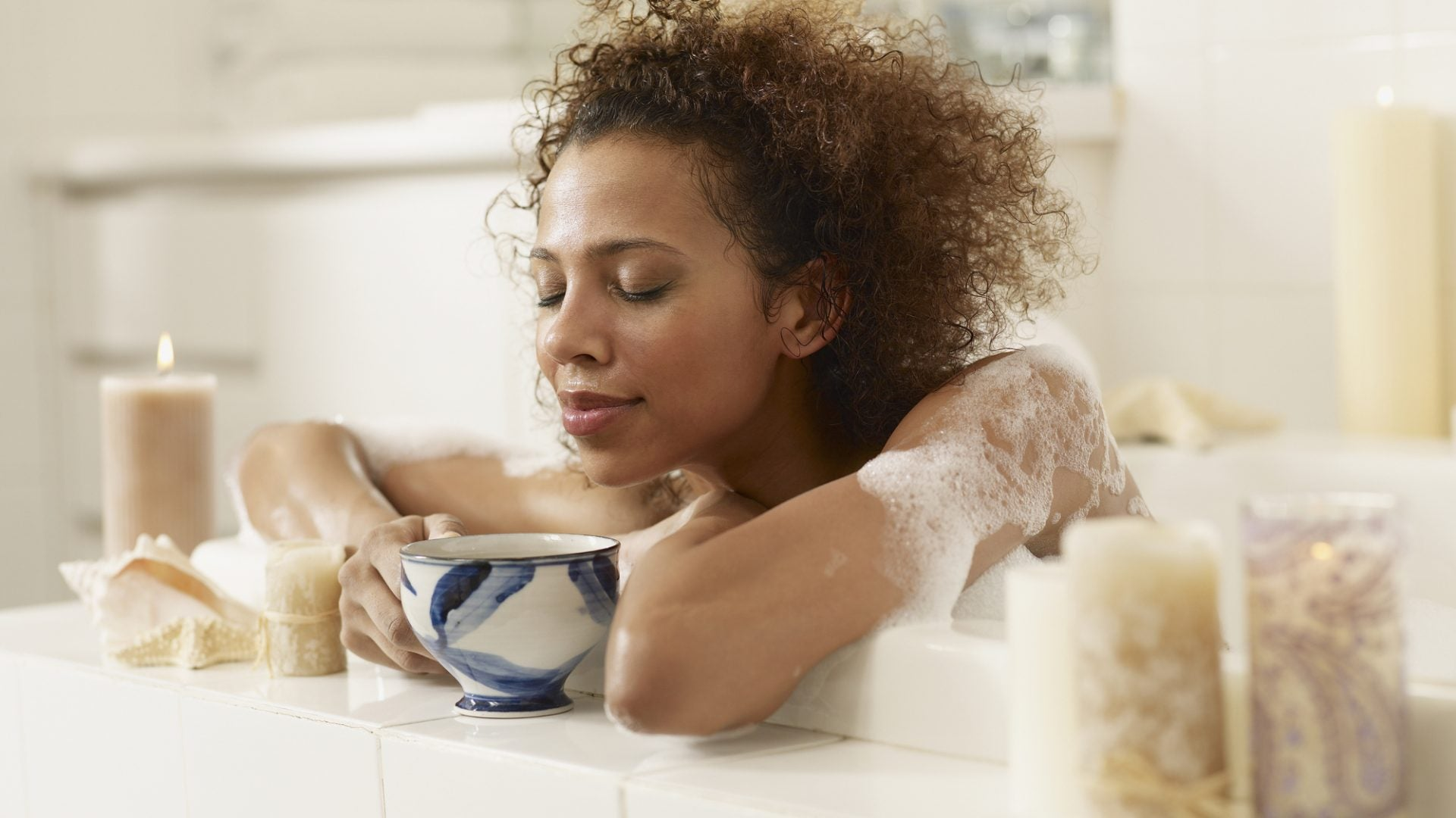 Here Are 9 Simple Ways To De-Stress At Home Today
