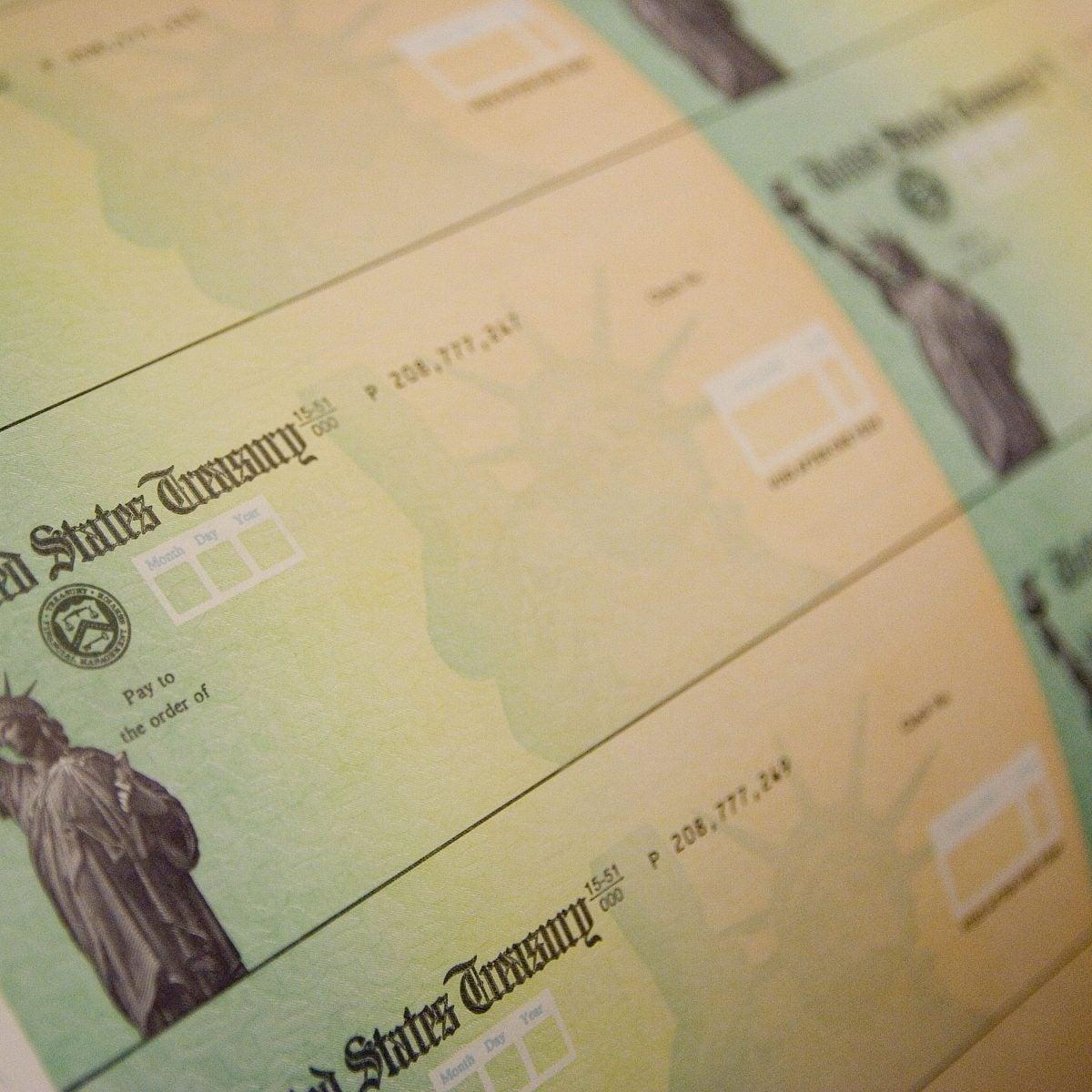 Treasury Department Wants Stimulus Checks Sent To Dead People Returned