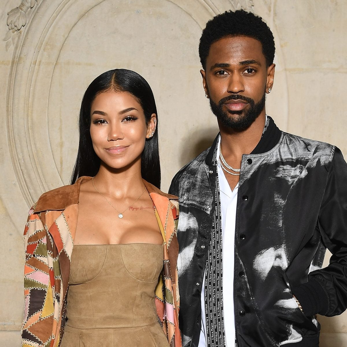 Wedding Bells? Big Sean Hints A Proposal To Jhené Aiko Is 'In The Works'