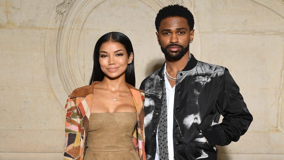 Big Sean Hints At A Proposal To Girlfriend Jhené Aiko