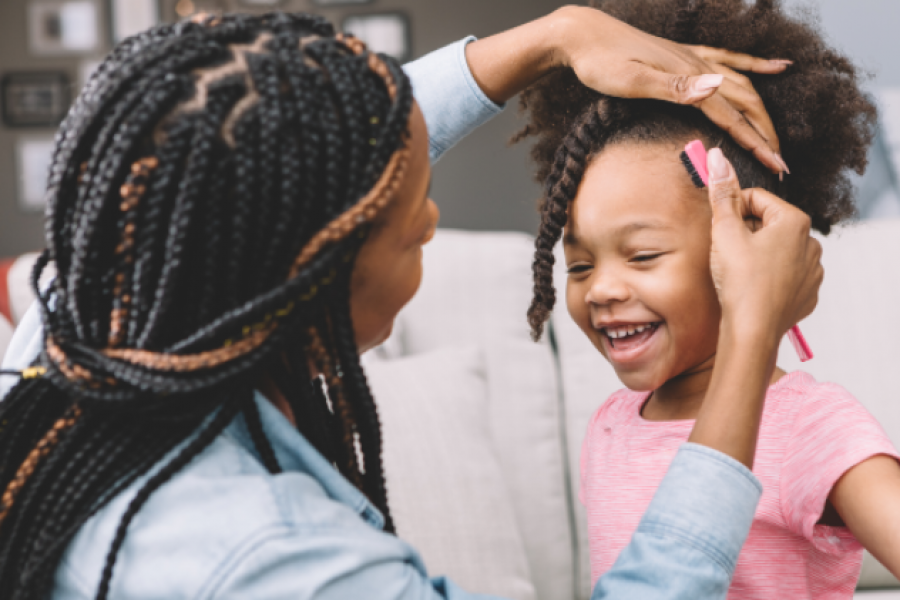 7 Easy Easter Hairstyles To Try On Your Little One At Home Essence