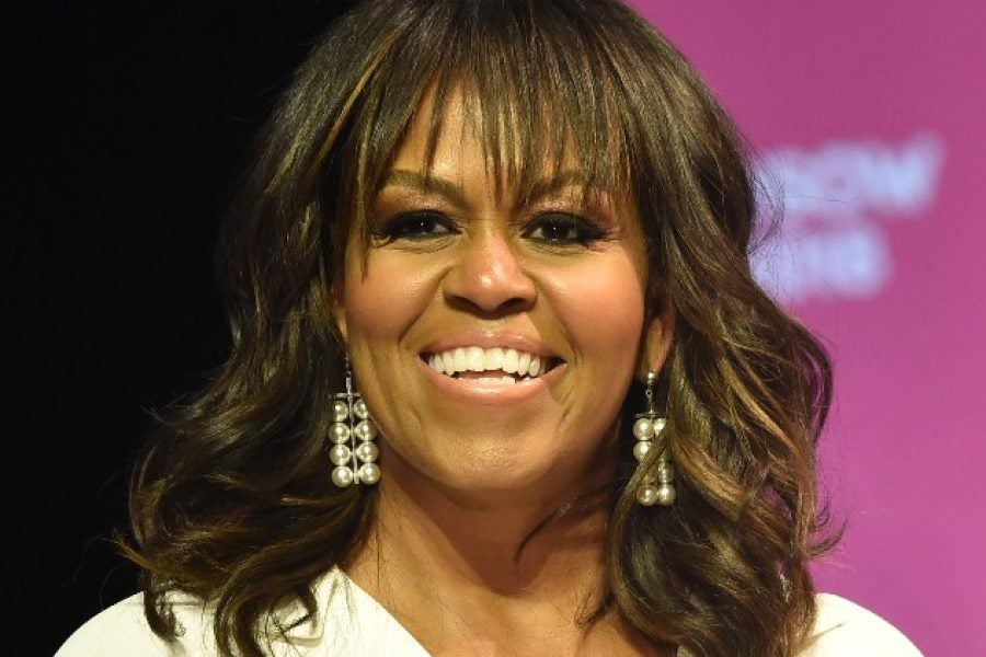 Michelle Obama's Hairstylist Has A Foolproof Technique For ...