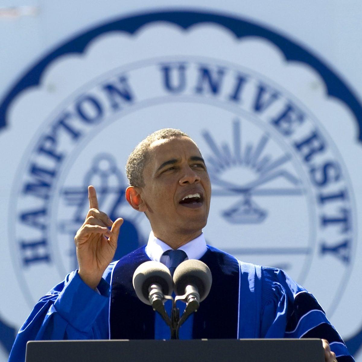 Barack Obama On Ahmaud Arbery: 'Injustice Like This Isn't New'