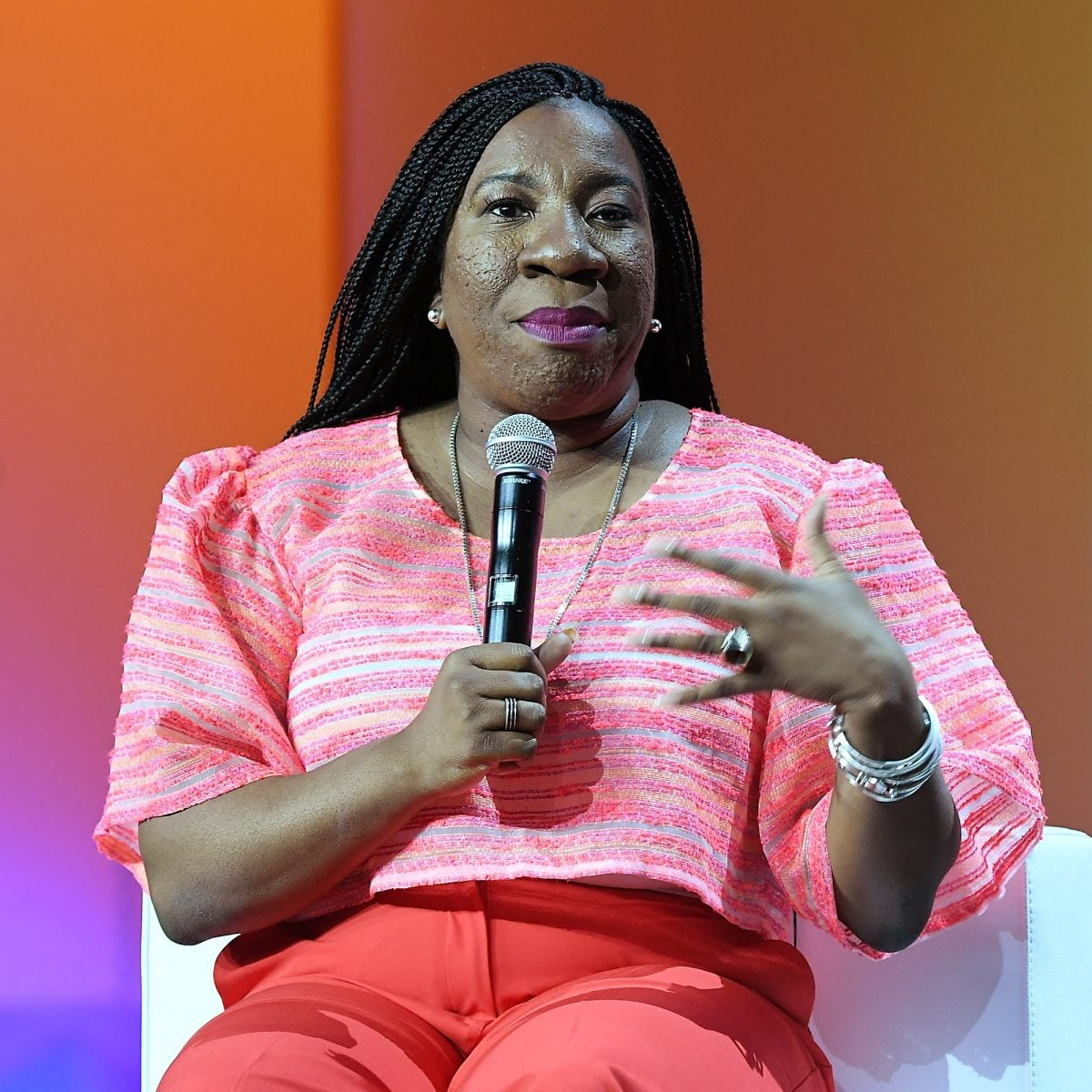 Me Too Founder Tarana Burke On What It's Like Caring For A Spouse With Coronavirus