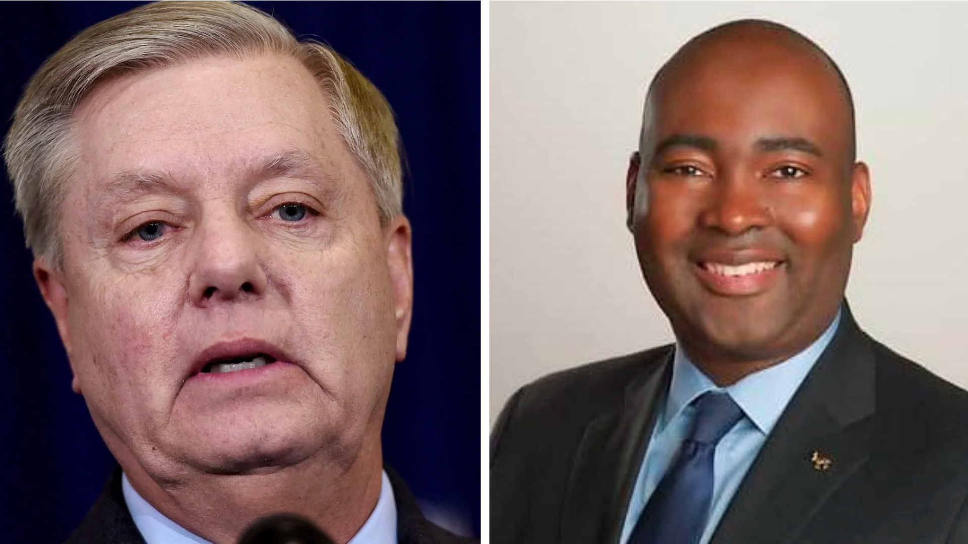 Sen. Lindsey Graham Outraised By Challenger Jaime Harrison In Q1