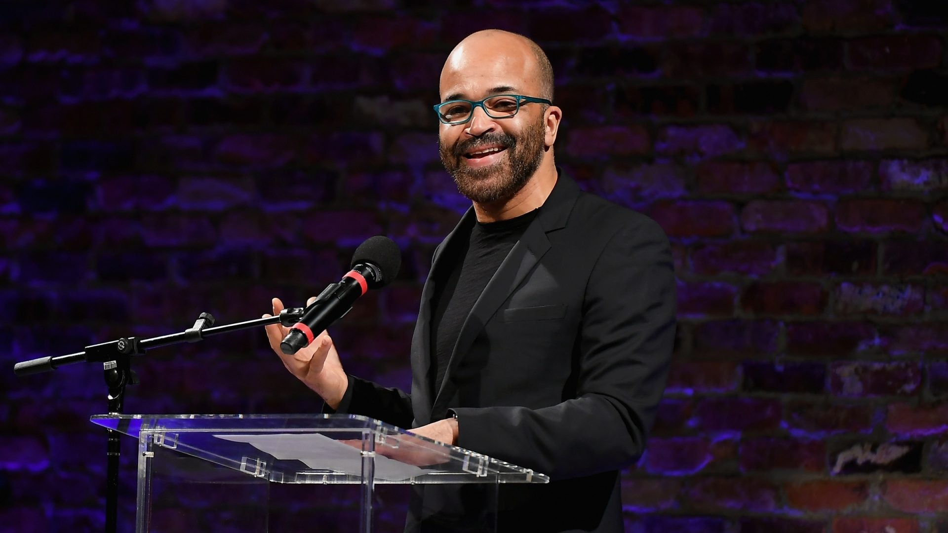 'Westworld' Star Jeffrey Wright Rallies Support For Brooklyn's Essential Workers