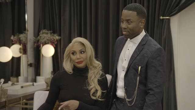Watch New Trailer For Tamar Braxton And Celebrity Hairstylist Johnny Wright's 'To Catch A Beautician'