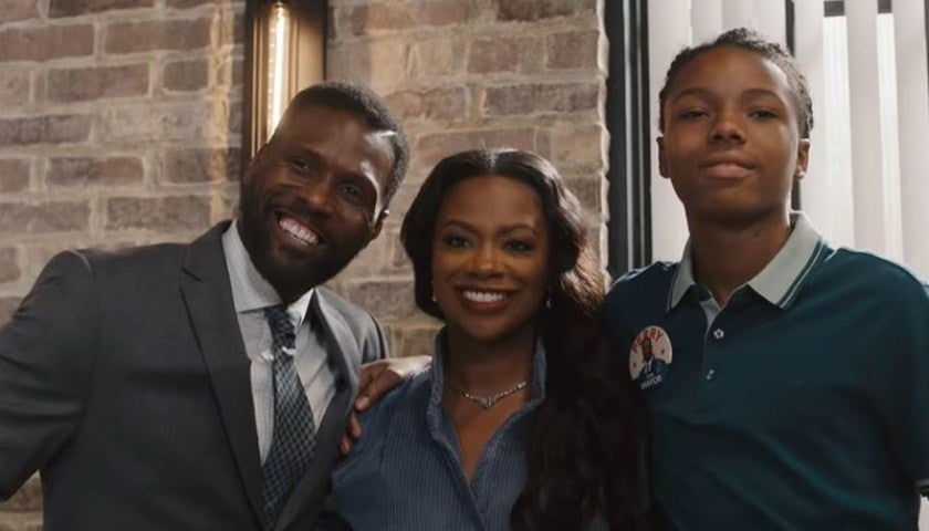 Here's Your First Look At Kandi Burruss In 'The Chi' - Essence