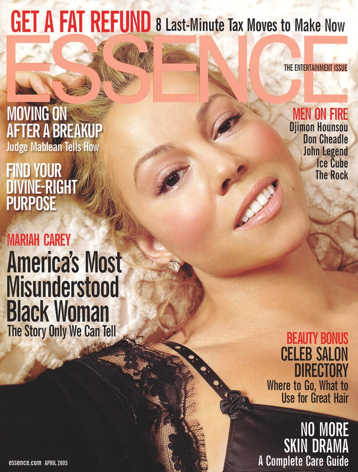 The Emancipation of Mariah Carey: Inside The Making Of Her ...