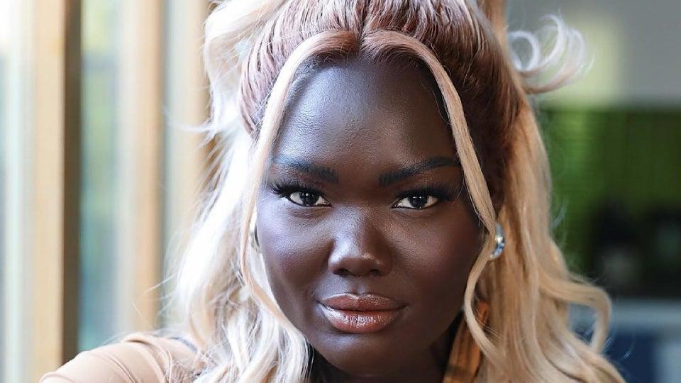 Makeup Guru Nyma Tang Does Natural Hair Tutorial