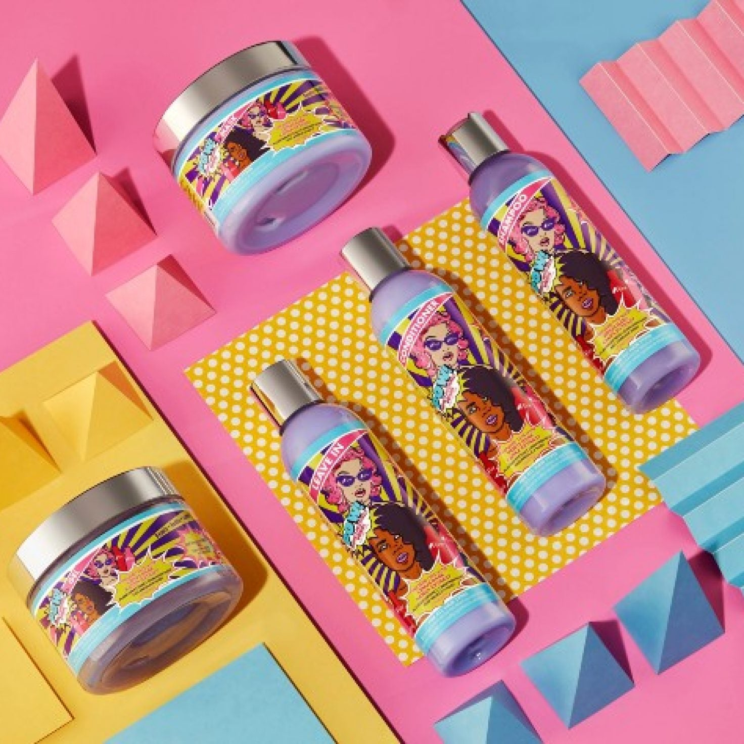 The Mane Choice Expands To Ulta Beauty During Quarantine With POW Collection