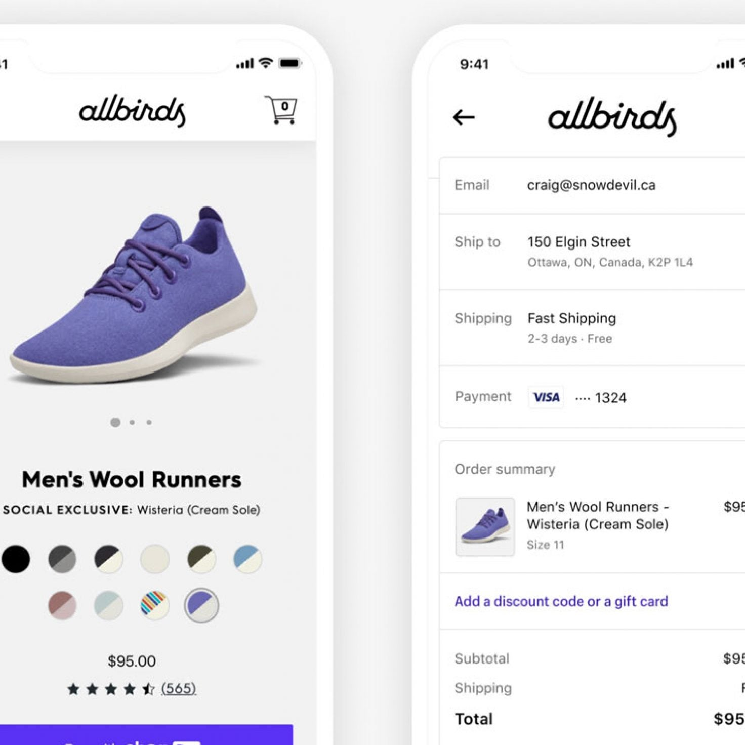 E-Commerce Platform Shopify Launches New Mobile App