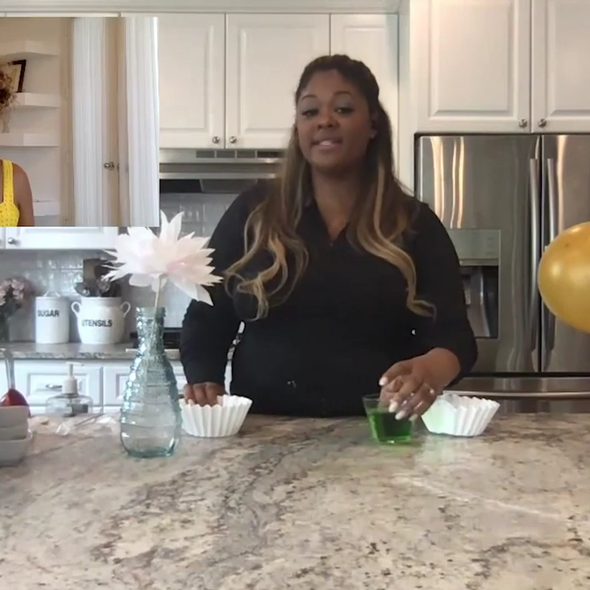 Lifestyle Maven Rosalynn Daniels Shares A Quick DIY Activity That Your Kids Will Love