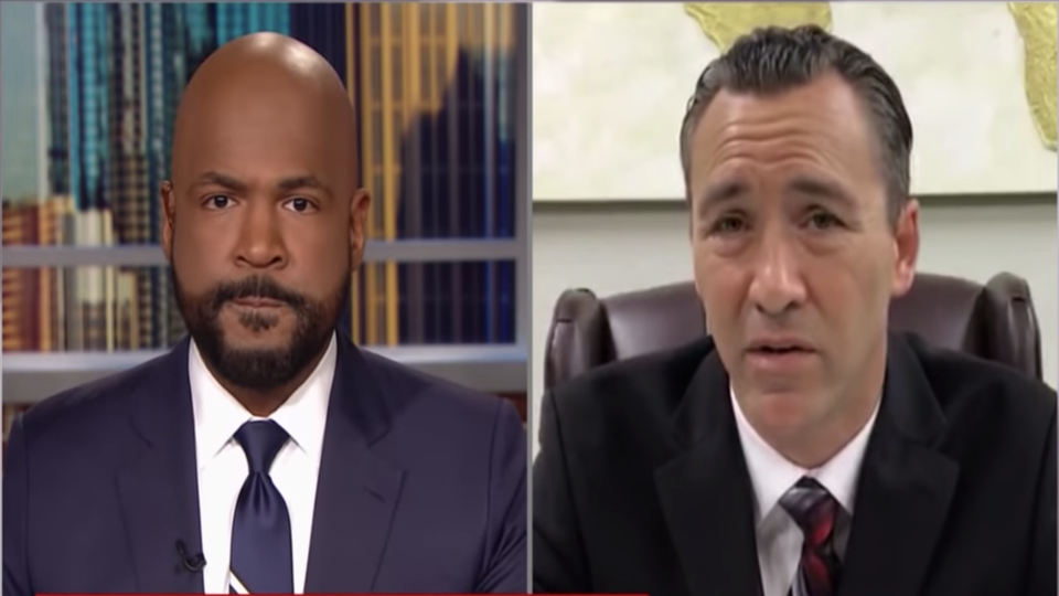 CNN Host Digs Into Pastor Arrested For Holding Service About Pro-Life Contradiction