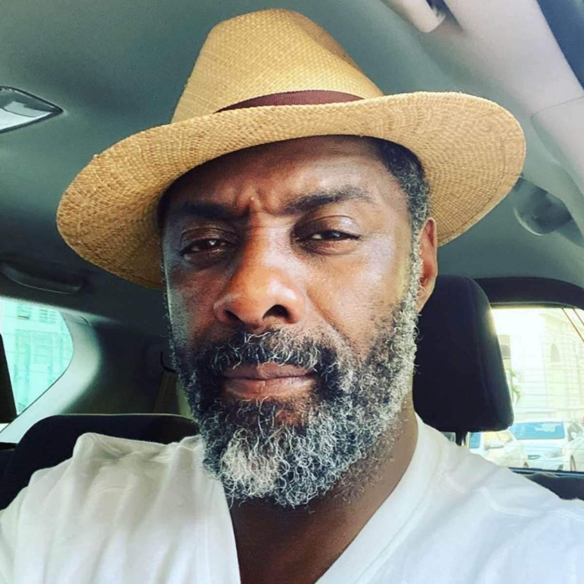 We See You Fellas! 12 Celebrity Men Who Went Salt & Pepper While Social Distancing