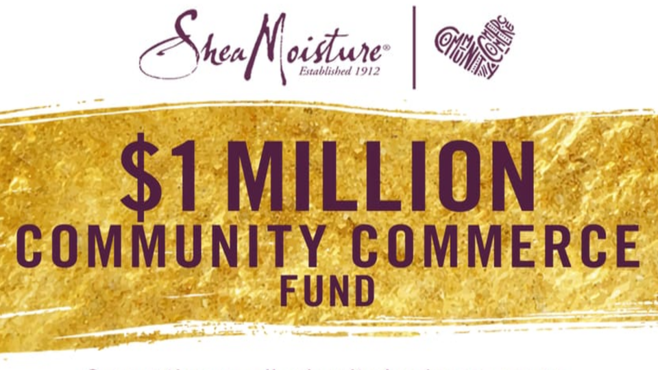How Shea Moisture Is Leading Relief Efforts For Minority-Owned Small Businesses During The COVID-19 Crisis