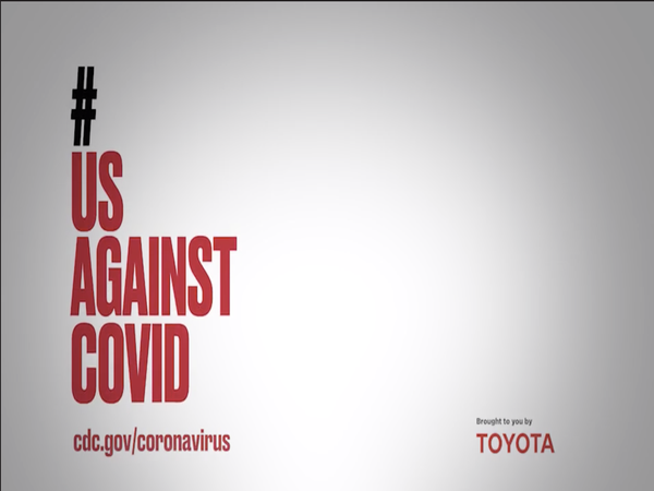 #UsAgainstCovid Community Service Announcement Aims To Save Black Lives