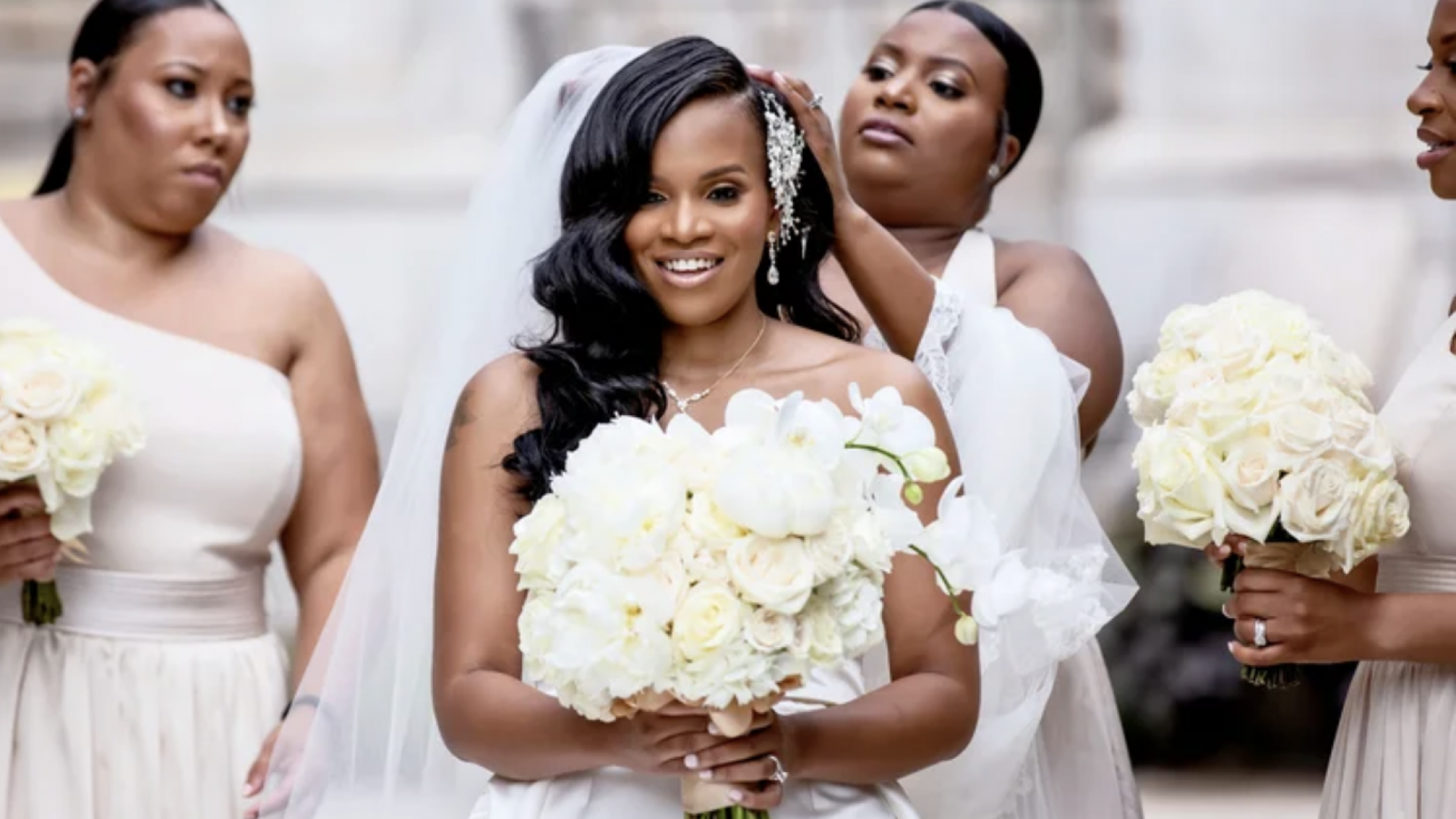 Bridal Bliss: 10 Sweet Photos Of Joyful Brides That Will Make Your Day