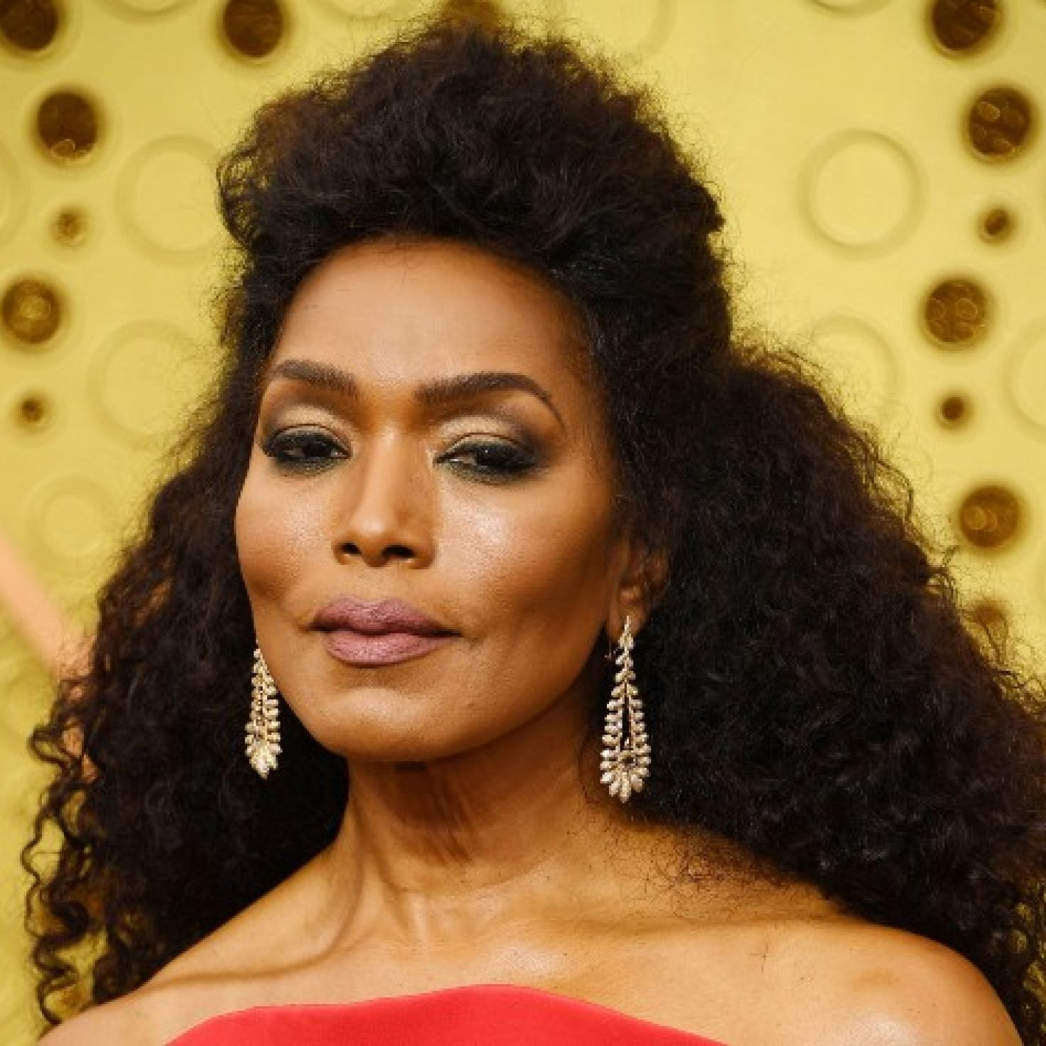 Angela Bassett Influenced This Luxury Brand To Create A Line For Darker Skin Tones