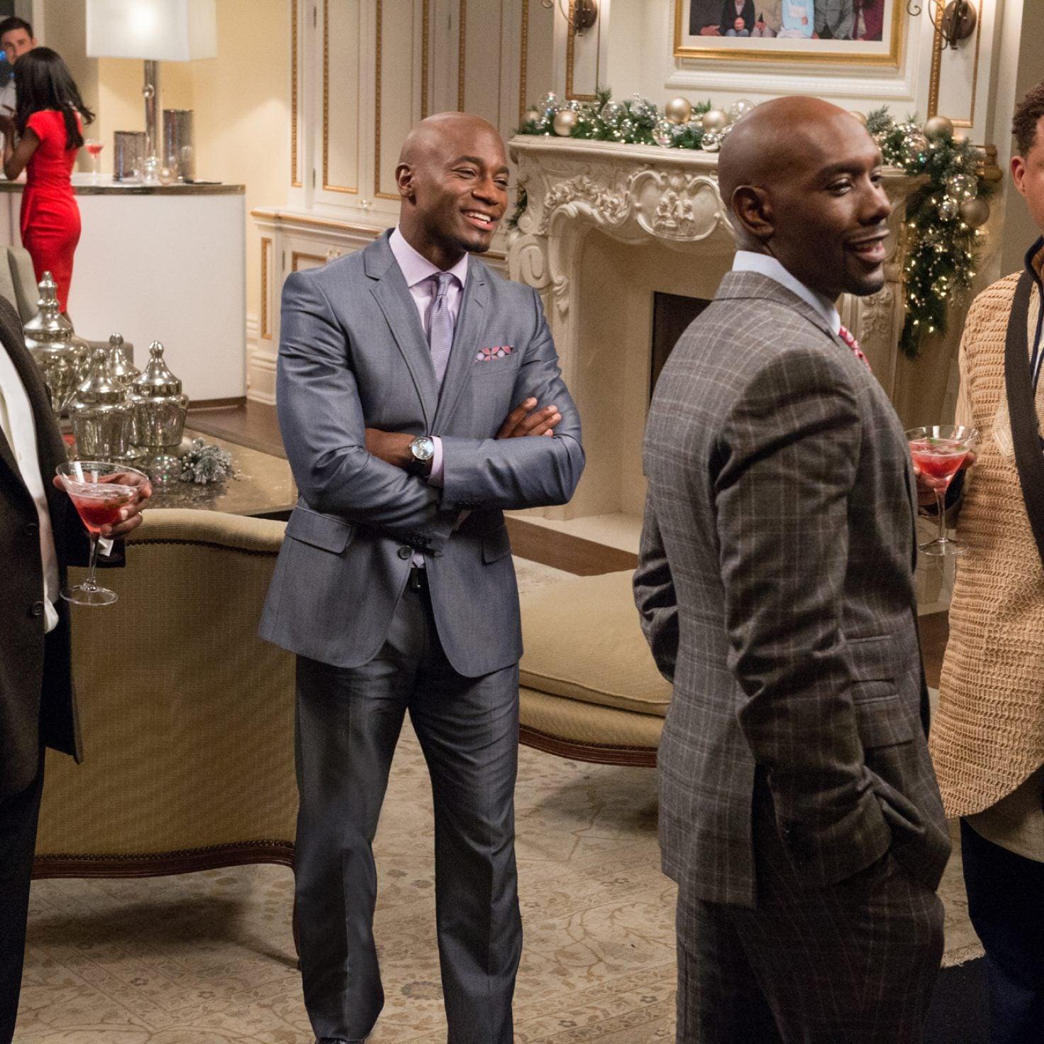 Taye Diggs Says 'Best Man Holiday' Actors Were Paid Less Than Their Worth: 'It's Disrespectful'