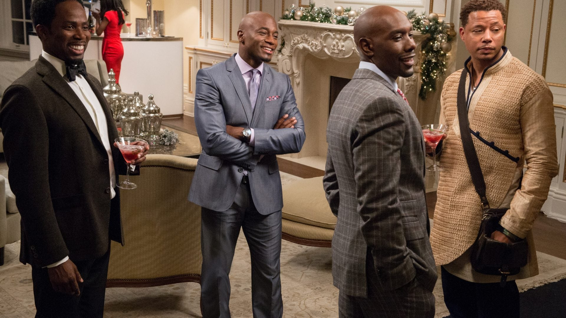 Taye Diggs Says 'Best Man Holiday' Actors Were Paid Less Than Their Worth