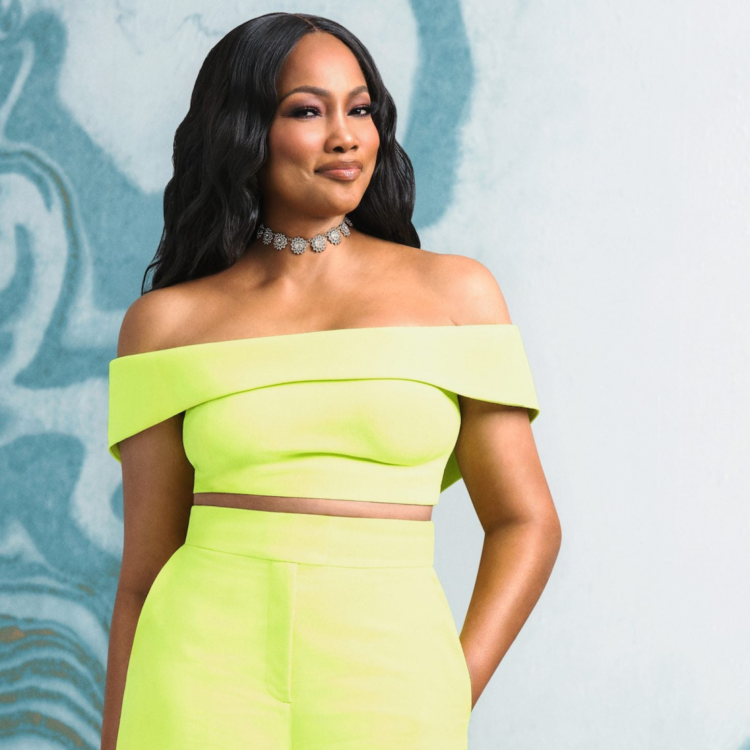 Every Photo Of Garcelle Beauvais (So Far!) From 'Real Housewives of Beverly Hills'