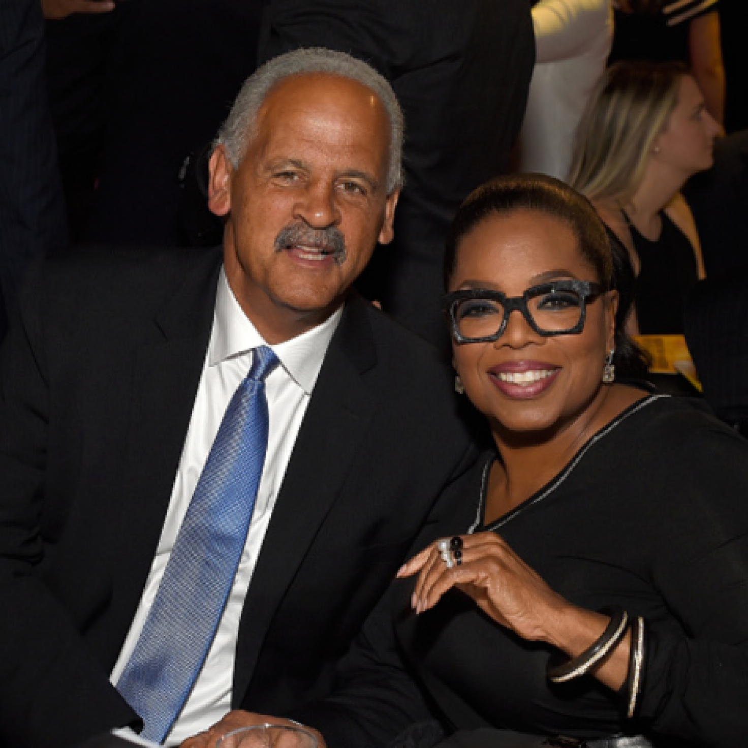 Watch Oprah's Longtime Partner Stedman Graham Show Off His Haircutting Skills At Home