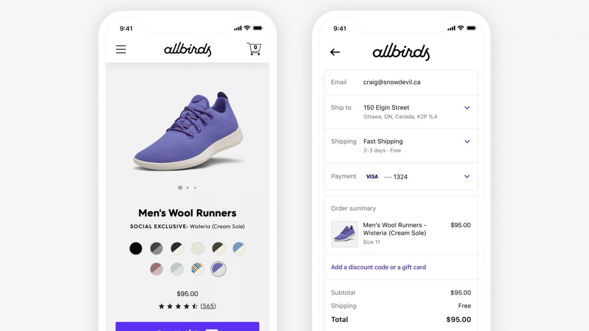 E-Commerce Platform Shopify Launches New Mobile App