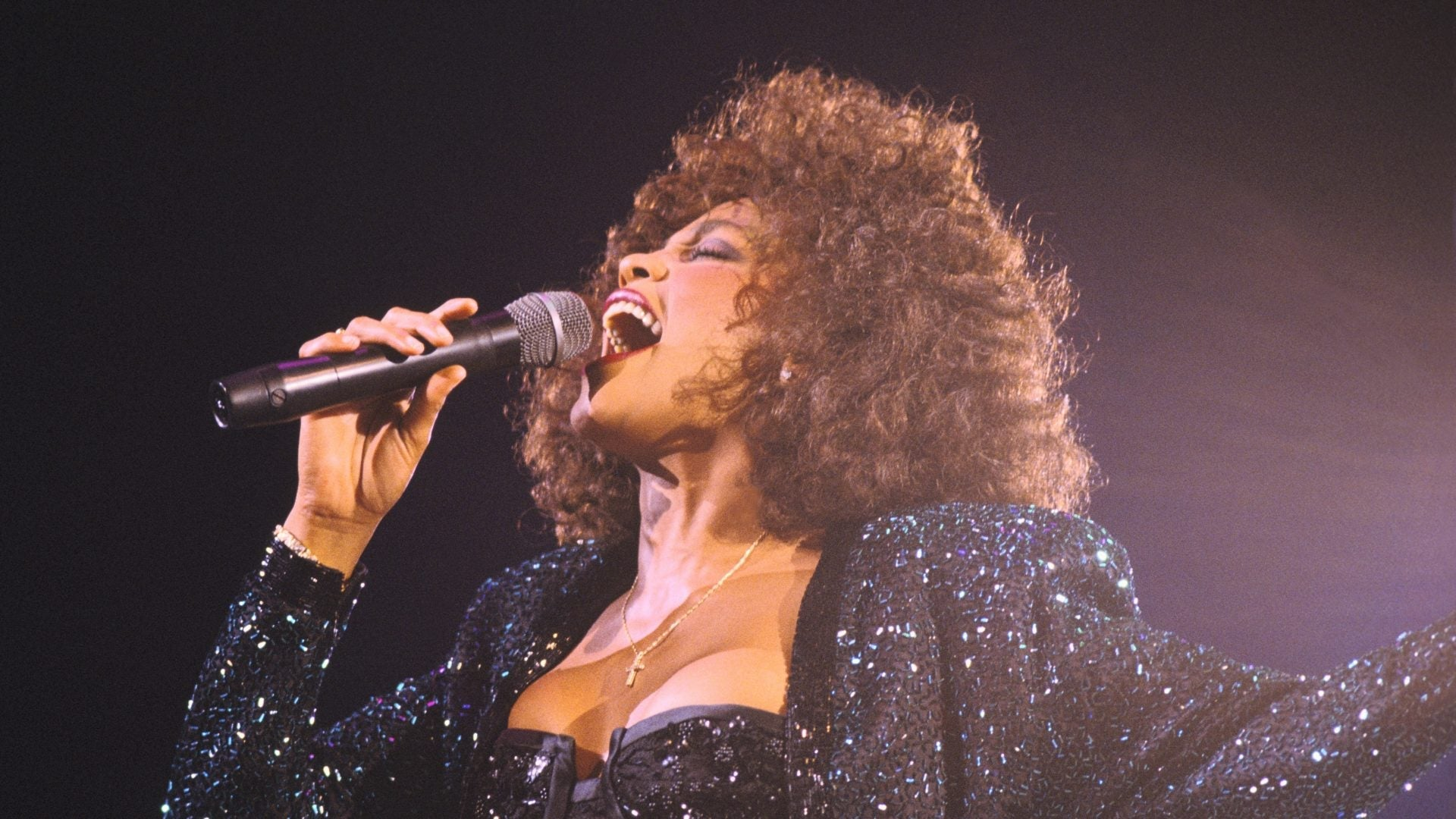 A Whitney Houston Biopic Is In The Works—Here's What We Know