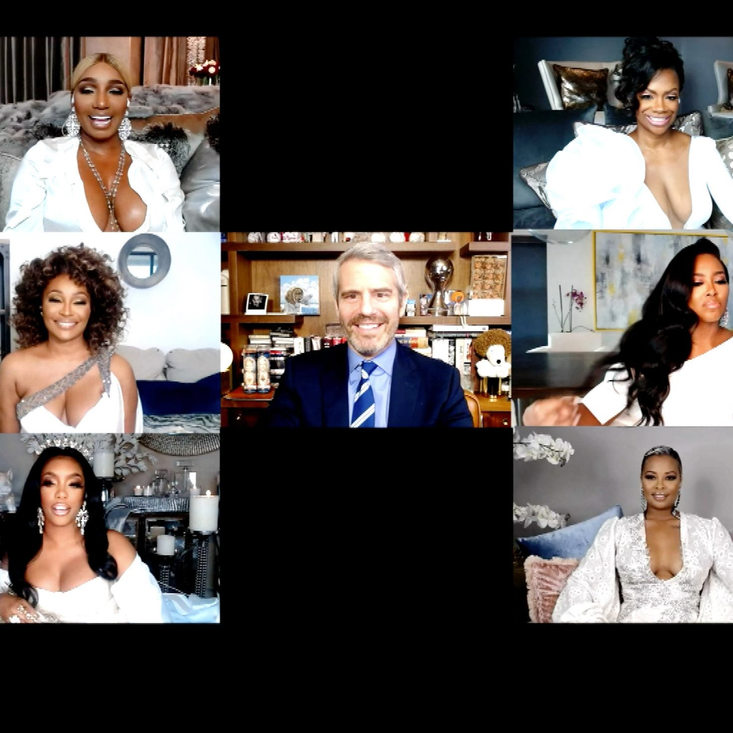 Everything You Need To Know About The 'RHOA' Virtual Reunion Special