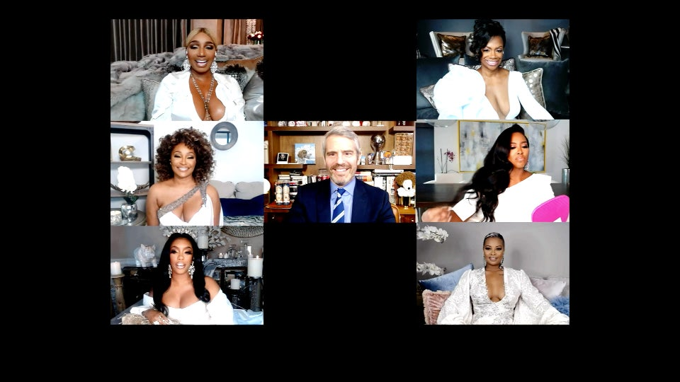 Everything To Know About The 'RHOA' Virtual Reunion Special