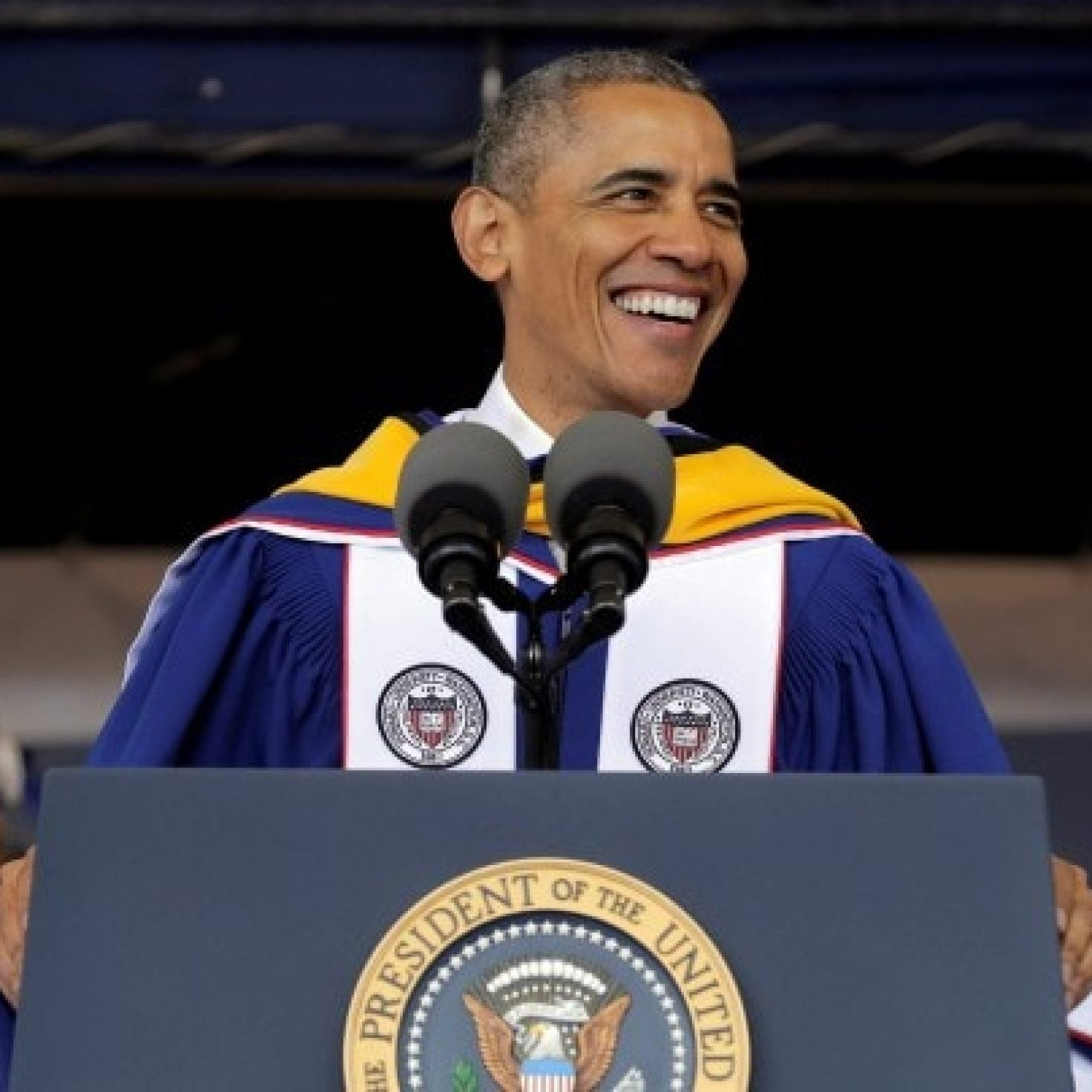 Barack Obama Tells 2020 HBCU Graduates: 'You're The Folks We've Been Waiting For To Come Along'