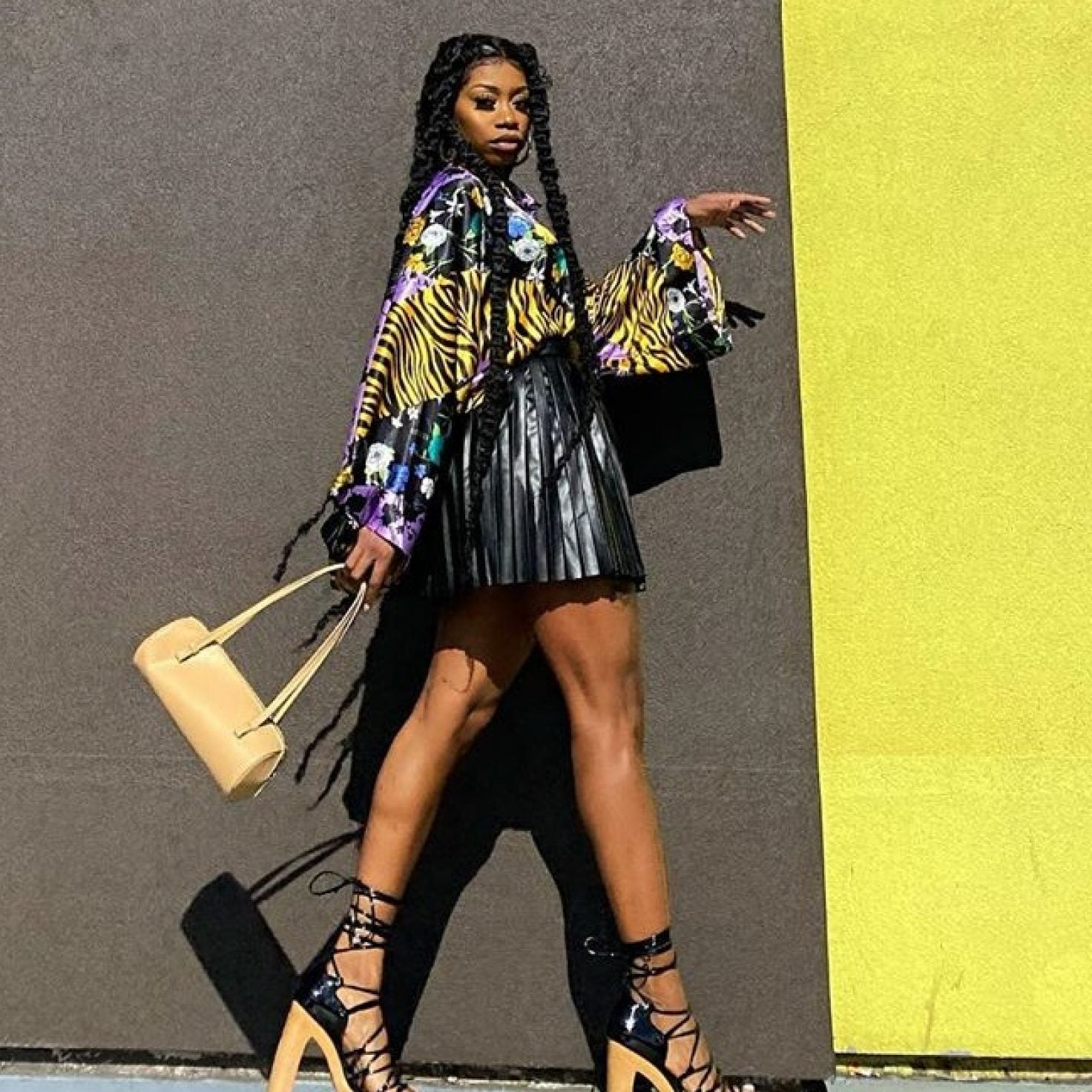 The Best Dressed Black Creatives During Quarantine This Week