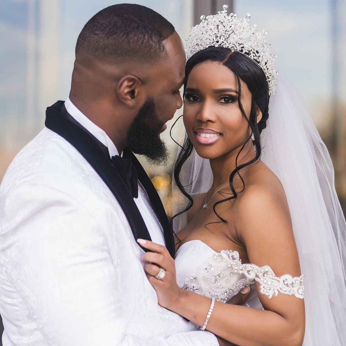 Bridal Bliss: AK and Tida's Fairytale Wedding Felt Like A Dream