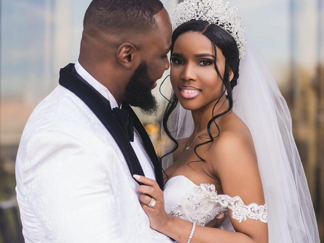 Bridal Bliss: AK and Tida's Maryland Wedding