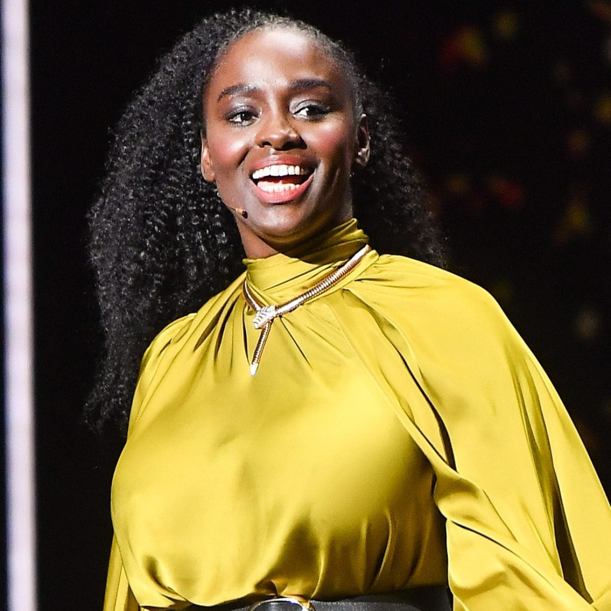 We Remember Aïssa Maïga's Black Girl Magic Moment At Cannes