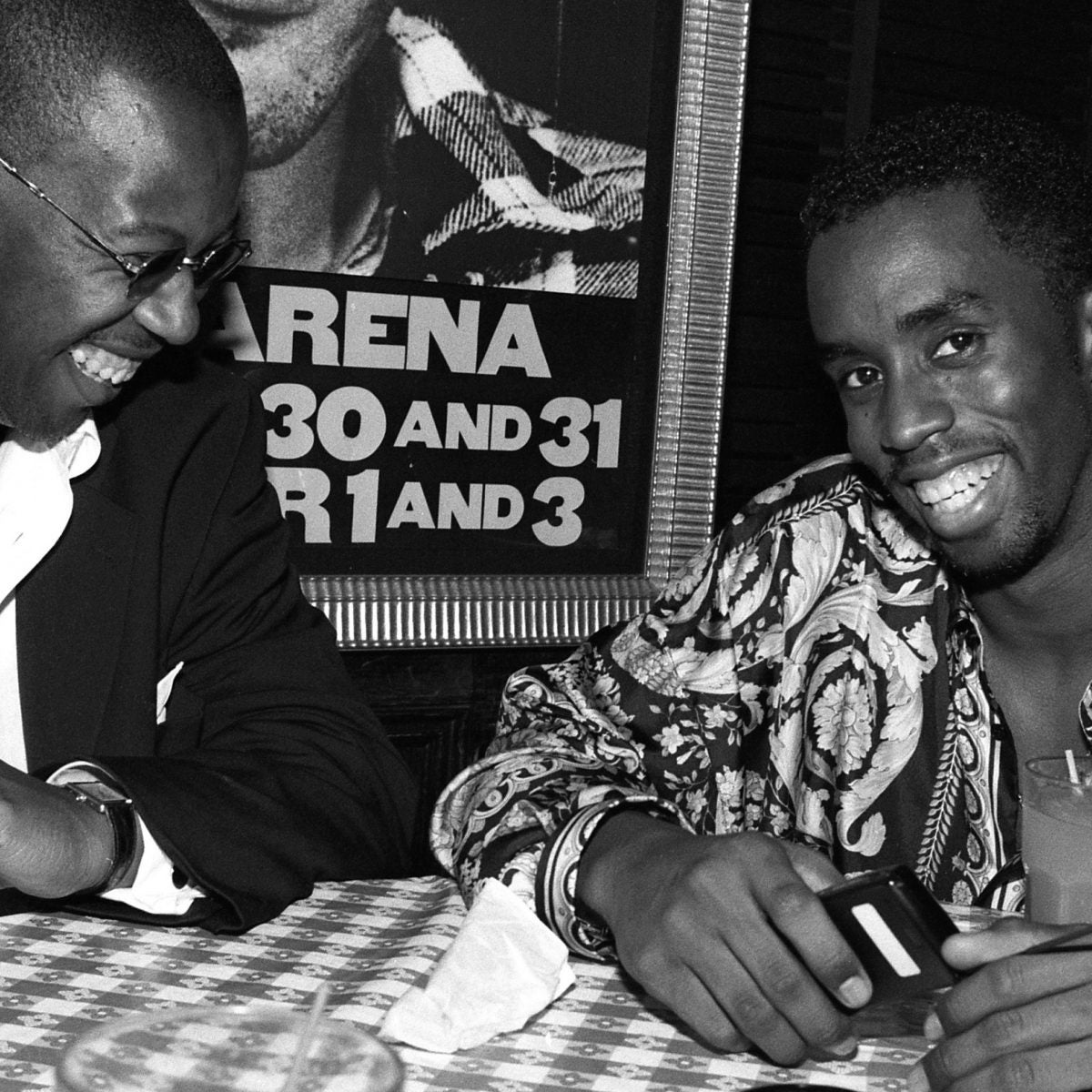 Diddy On His Mentor Andre Harrell: 'You Were My Father for 30 Years'
