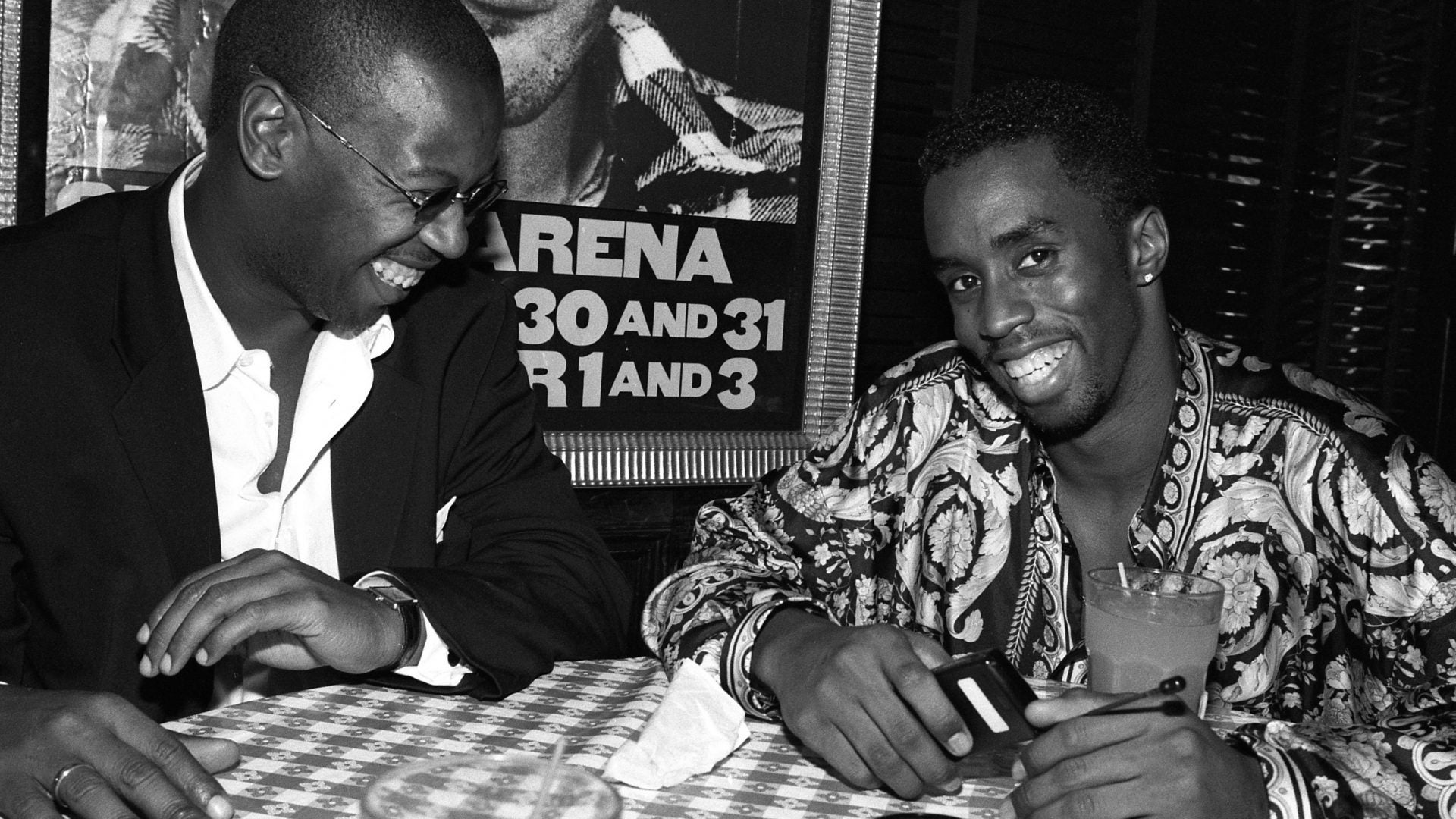 'You Were My Father for 30 Years,' Diddy Said About Andre Harrell